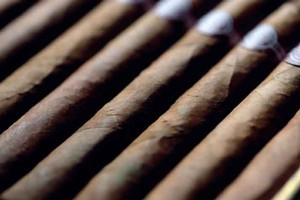 Cigars are a target in the Australian Government's plain-packaging campaign. Photo / Thinkstock