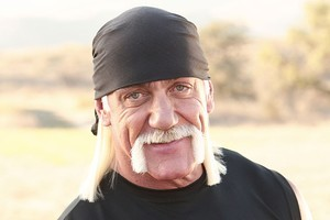 Hulk Hogan says he blew millions of dollars on houses, cars and holidays. Photo / Supplied