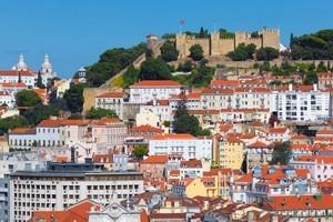Like Rome, the Portuguese capital of Lisbon is set on seven hills. Photo / Thinkstock