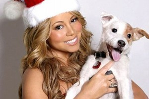Mariah Carey is re-recording her song All I Want For Christmas with Justin Bieber. Photo / Supplied