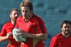 All Black captain Richie McCaw will play his 101st test tomorrow. Photo / Getty Images