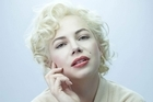 Michelle Williams channels Marilyn Monroe in the new film My Week With Marilyn. Photo / The Weinstein Company