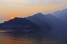 Sunrise on the Yangtze River. Photo / Thinkstock