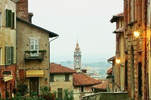 Even the new part of Saluzzo is hundreds of years old, and a walk among the city's ancient buildings leaves the 21st century far behind. Photo / Supplied