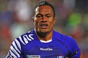 Eliota Fuimaono-Sapolu of Samoa is in hot water with the IRB. Photo / Getty Images