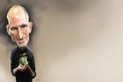 Steve Jobs left his mark on home technology. Illustration / Rod Emmerson