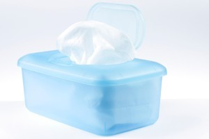 Baby wipes are a great example of a solution to a problem that never really existed. Photo / Thinkstock