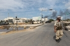 The new control of Sirte signals completion of a major objective. Photo / AFP