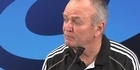 Watch: Graham Henry on All Blacks semifinal selection