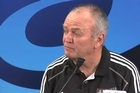 All Blacks coach Graham Henry says if his team isn't focused now they'll never be focused as they prepare for their 'biggest game in ten years'.