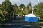 A homicide investigation has been launched after a man died in the Auckland suburb of Mt Roskill overnight. Photo / Greg Bowker