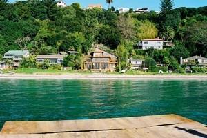 Karaka Bay has a colourful history to match its scenic beauty. Photo / Leila Mason
