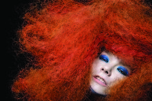 Bjork's Biophilia is a feat of sonic beauty which once again pushes musical boundaries. Photo / Supplied 