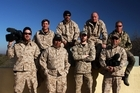 Bethune's crew includes former Navy Seals. Photo / Supplied