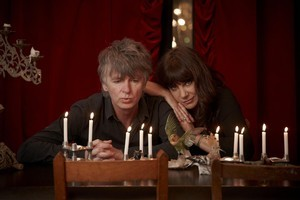 Sharon and Neil Finn. Photo / Supplied