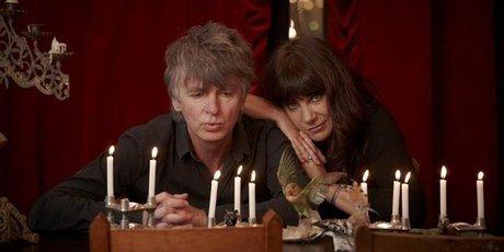 Sharon and Neil Finn. Photo / Supplied