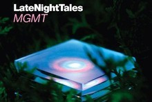 Album cover for Late Night Tales. Photo / Supplied 