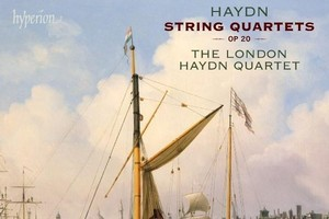 Haydn, Spring Quatets OP20. Photo / Supplied