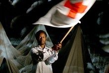 A Thousand Hills, starring Francois Byamana, is a tribute to those killed in the Rwandan genocide. Photo / Supplied