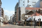 Tours around the quake-devasted centre of Christchurch will start next month. Photo / APN