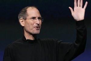 Steve Jobs. Photo / AP