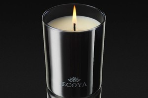 Ecoya, the scented candle and skin-care products company, said it is on track to post a modest profit this year. Photo / supplied