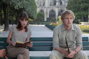 Carla Bruni and Owen Wilson in Midnight in Paris. Photo / Supplied