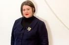 Fashion designer Denise L'Estrange Corbet. Photo / Babiche Martens