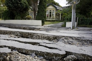 Christchurch's earthquakes in September and February have helped throw the official estimates out. Picture / APN