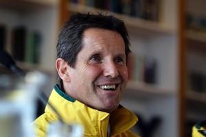 Australian coach Robbie Deans doesn't mind his 'Dingo Deans' nickname. Photo / Sarah Ivey