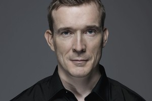 British author David Mitchell says the new Literature Prize 'will be a good thing.' Photo / Supplied
