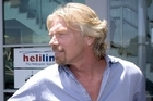 British billionaire Richard Branson has vehemently denied this week's claim that he offered a £6.5 million bribe to persuade the Zimbabwean leader Robert Mugabe to stand down. Photo / Mark Mitchell