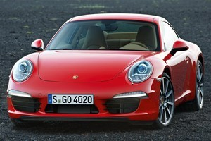 The new Porsche 911. Photo / Supplied