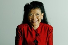 Chinese author Jung Chang. Photo / Martin Sykes