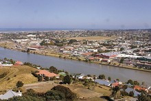 The Whanganui River. Photo / Stuart Munro 