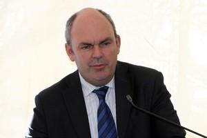 Transport Minister Steven Joyce. Photo / APN