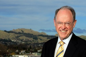 ACT party leader Dr Don Brash. Photo / APN