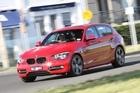 BMW 1 series. Photo / Alastair Sloane