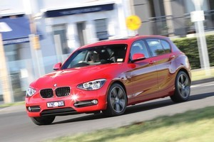 BMW 1 series. Photo / Alastair Sloane