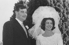 Harvey and Jeannette Crewe were killed in 1970 at Pukekawa, south of Auckland. Photo / Supplied
