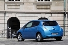 The Nissan LEAF. Photo / Supplied