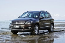 Volkswagen Tiguan. Photo / Supplied
