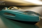 The Aston Martin Voyage. Photo / Supplied