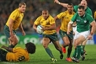 Players like Will Genia are capable of causing the All Blacks serious problems. Photo / Getty Images