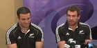 Watch: Rugby World Cup: All Blacks on the upcoming semi-final