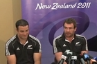 The All Blacks look forward the the upcoming Rugby World Cup semi-final against the Wallabies.