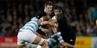 View: Key moments: All Blacks v Argentina