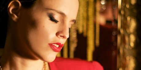 Anna Calvi is likely to gain some serious Australasian recognition when she brings her act to Auckland's Laneway Festival next year. Photo / Supplied