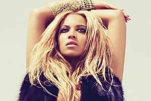 Beyonce says she was inspired by the work of a Belgian choreographer. Photo / Supplied