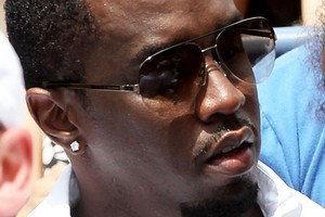 Diddy's bank details have been posted online. Photo / Getty